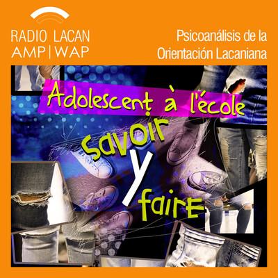 """""""Adolescente en la escuela: saber hacer"""". Conversación con Philippe Lacadée en Pau."""
