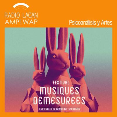 """""""Música Contemporánea y Psicoanálisis"""", durante el festival """"Músicas sin mesura"""" en Clermont Ferrand, Francia"""