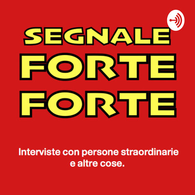 Segnale FORTE FORTE