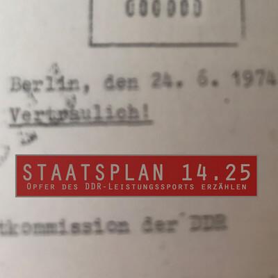 Staatsplan 14.25
