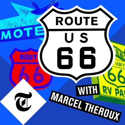 Route 66 With Marcel Theroux