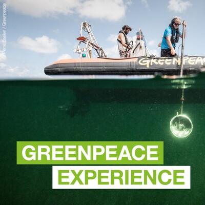 Greenpeace Expérience
