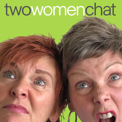 Two Women Chat