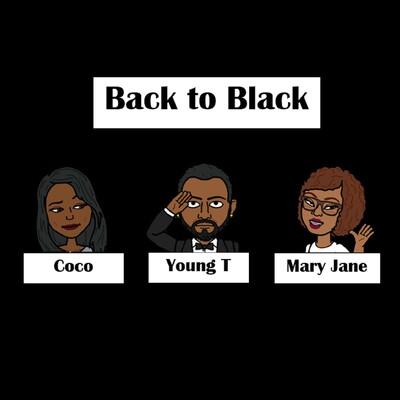 Back To Black Podcast