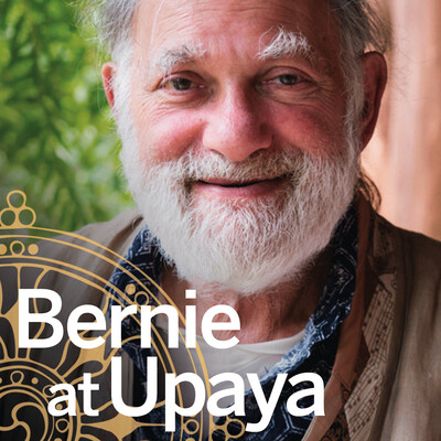 Bernie Glassman at Upaya