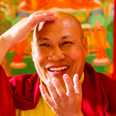 BodhiHeart Podcast with Khenpo Sherab Sangpo