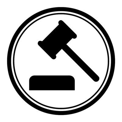Gericht und Ordnung