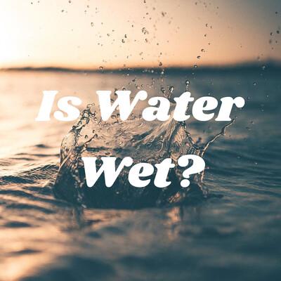 Is Water Wet?