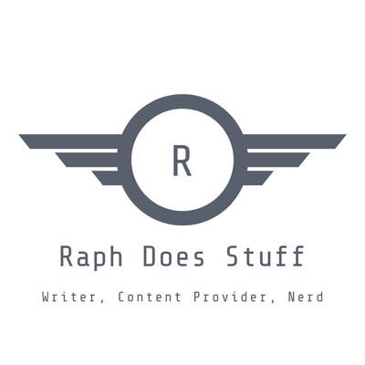 Raph Talks Stuff