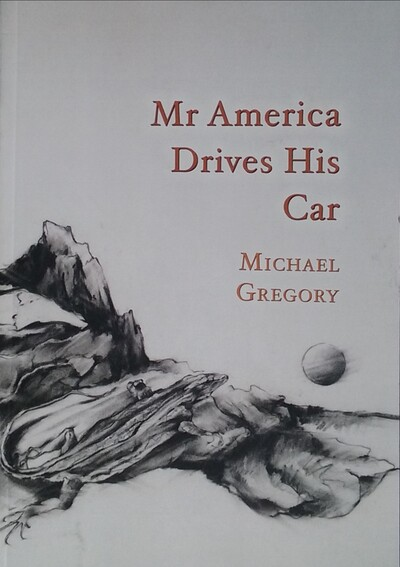 Mr America Drives His Car