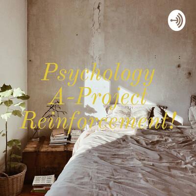Psychology A-Project Reinforcement!