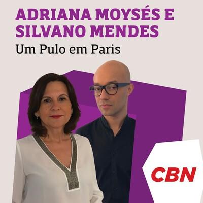 Um Pulo em Paris - Adriana Moysés e Silvano Mendes