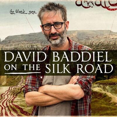 David Baddiel On the Silk Road