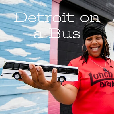 Detroit on a Bus - We Do Detroit
