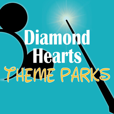 Diamond Hearts Theme Parks