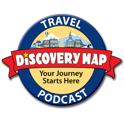 Discovery Map Travel Podcast