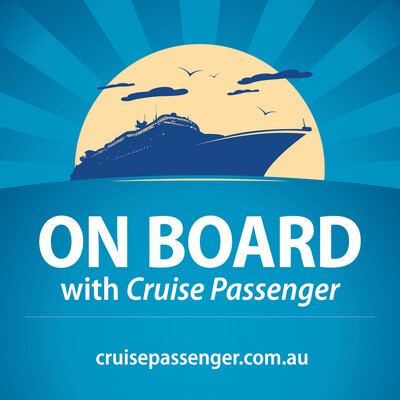 On Board with Cruise Passenger