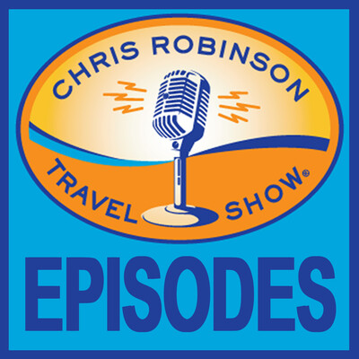 Chris Robinson Travel Show - Episodes