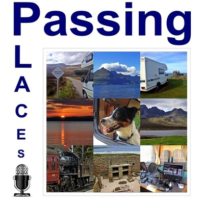 Passing Places Around Scotland
