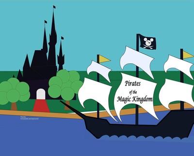 Pirates Of The Magic Kingdom