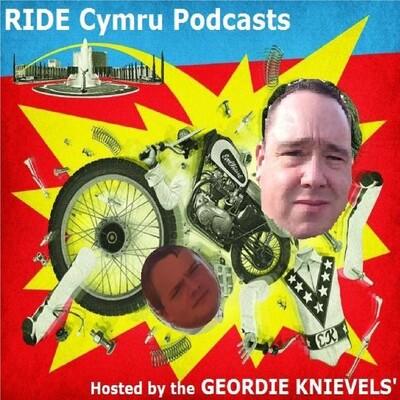 RIDE Cymru : It's good to be Evel