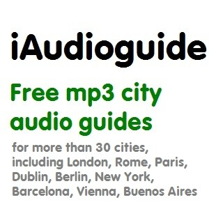 Free London audio guide, sample, city map and updates