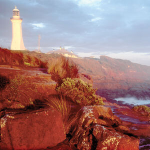 Ben Boyd National Park - Light to Light Walk audio tour - Boyds Tower to Green Cape Lightstation