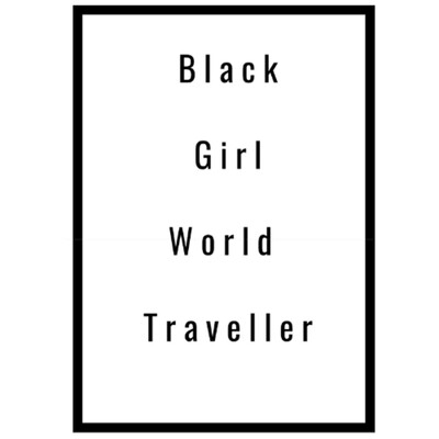 Black Girl World Traveller
