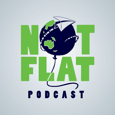 Not Flat Podcast