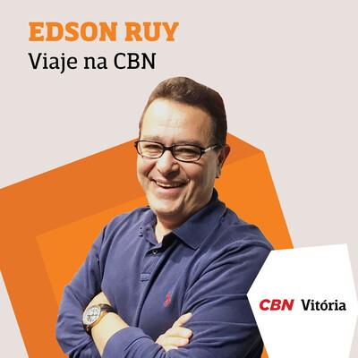 Viaje na CBN - Edson Ruy