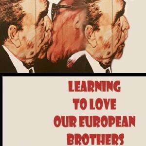 Three Europeans discuss...