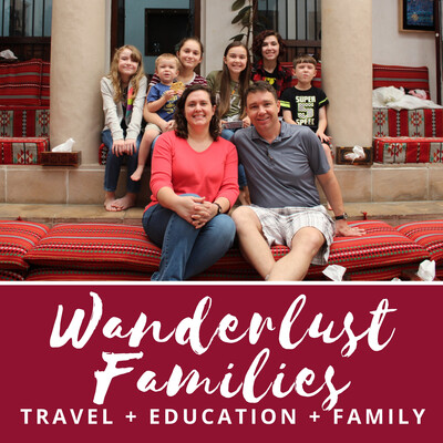Wanderlust Families Travel Podcast