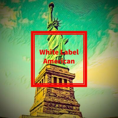 White Label American