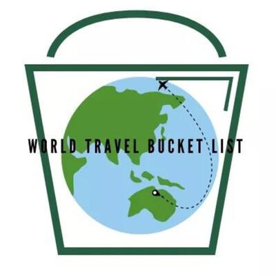 World Travel Bucket List