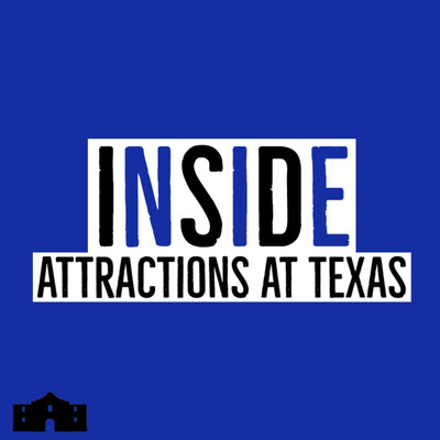Attractions at Texas Podcast