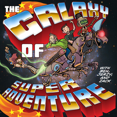 Galaxy of Super Adventure