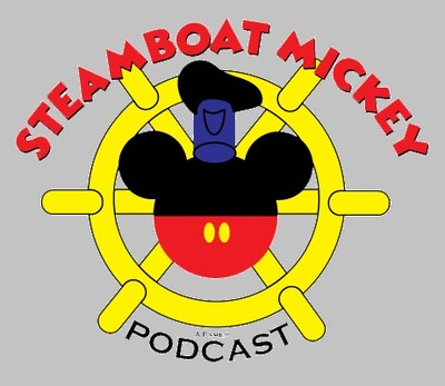 Steamboat Mickey   A Disney Family WDW Podcast