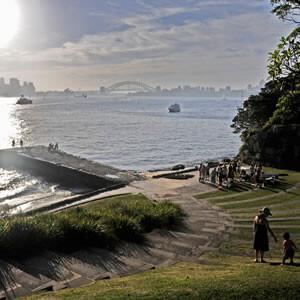 Sydney Harbour National Park - Audio tour - Bradleys Head to Chowder Bay