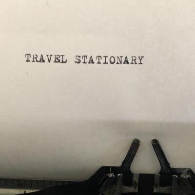 Travel Stationary