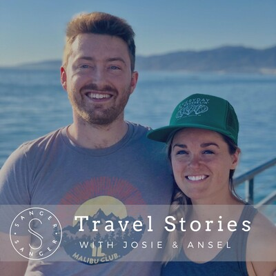 Travel Stories with Josie and Ansel
