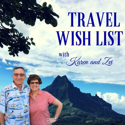 Travel Wish List Podcast