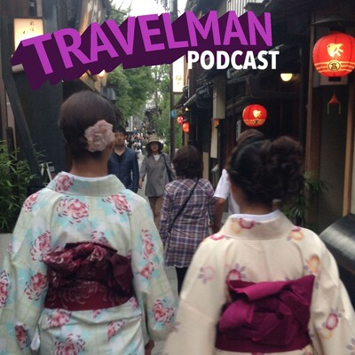 Travelman Podcast