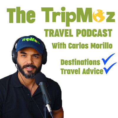 The Tripmoz Travel Podcast