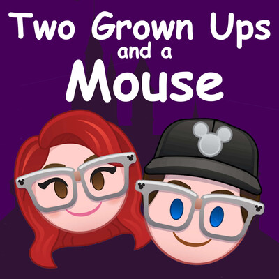 Two Grown Ups and a Mouse