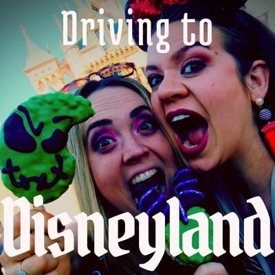 Driving to Disneyland