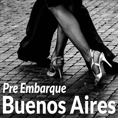 Preembarque hacia Buenos Aires
