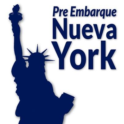 Preembarque hacia Nueva York