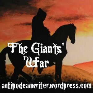 Giants' War Novel