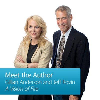 Gillian Anderson and Jeff Rovin: Meet the Author