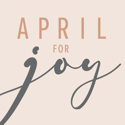 April for Joy